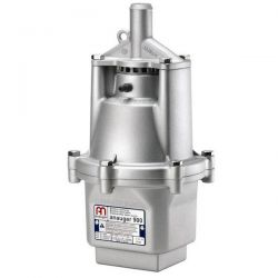 Bomba submersa vibratória para poço  Potência 450 Watts  Anauger 900