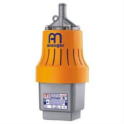 Bomba Vibratoria Para Poço Anauger 6 450 Watts Monofásica 110V