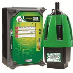 Bomba Anauger Solar P100 Para Poço E Cisterna Com Drive E Sem Módulo Solar