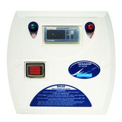 Comando Digital A para Geradores de Vapor com Voltagem Universal (Exceto 12 KW 220 Bifásica)