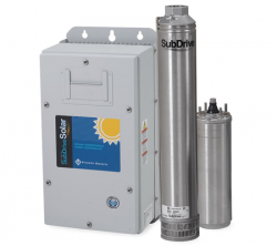 Sistema De Pressurização Schneider Solarpak Submersa SUB100-SLS4E10 3CV