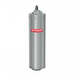 Bomba Multi Estágio Schneider Em Aço Inox VL-5415 1,5CV Trifásica 220V
