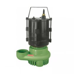 Bomba de Água Schneider Submersa p/ Água Limpa ou Pluvial BCS-205 2 CV Trifásico 220 V