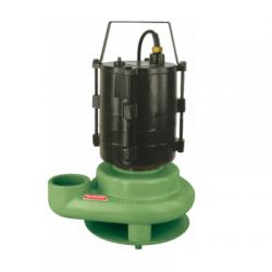 Bomba Schneider Submersa p/ Esgoto ou Água com Sólidos BCS-220 1 CV Trifásico 220 V