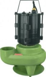 Bomba Schneider Submersa p/ Esgoto ou Água com Sólidos BCS-350 3 CV Trifásico 220 V