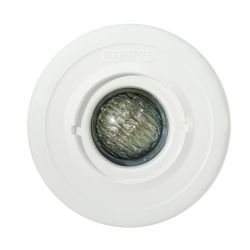 Mini Refletor Sodramar com Lampada Halógena e cone Interno em Plástico 50 Watts