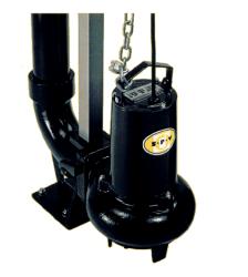 Bomba Submersa SPV EG-750F - CV 2,35/1,743,4 - Trifásica 220/380/440V