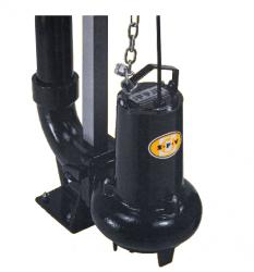 Bomba Submersa SPV EG-850F - CV 3,8/2,75 - Trifásica 220/380/440V