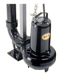 Bomba Submersa SPV EG-1000F - CV 4,3/3,2 - Trifásica 220/380/440V