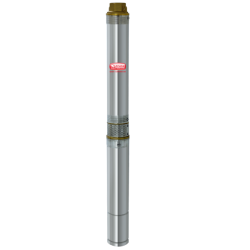 Bomba Thebe 3TSM2/22  CV 2,0 Monofásico 220V