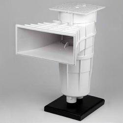 Coadeira Jacuzzi Modelo WF-II para Piscinas de Fibra de Vidro