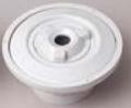 Dispositivo de Retorno Jacuzzi IFF90 ABS Branco