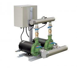 Sistema De Pressurização Schneider SKID 2X BC-92 3,0 CV Trifásico 380V