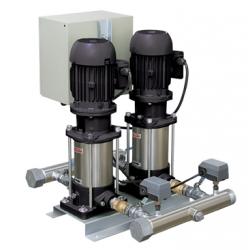Sistema De Pressurização Schneider SKID 2X VME-3620 2,0 CV Trifásico 380V