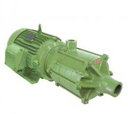 Bomba Centrífuga Schneider ME-AL 25150 V 15 CV Monofásico 220/440V com Capacitor