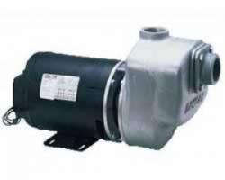 Bomba Dancor para água e esgoto mod. AAE 709 1,0 CV 110/220V Monofásica Auto-Escorvante