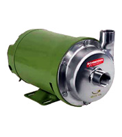 Bomba Schneider 1,0 CV em Inox Trifásica para Bobeamento de Produtos Quimicos