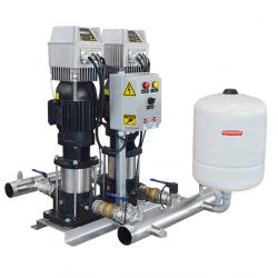 Sistema De Pressurização Schneider VFD 2 VME-9215 N 1,5 CV Trifásico 220V