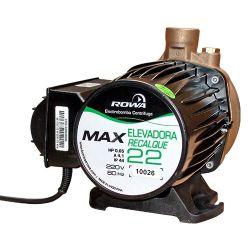 Eletrobomba Sanitária Rowa MAX 22  0,65CV 220V