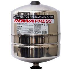 Tanque de Expansão Rowa Aço Inox 18 Litros