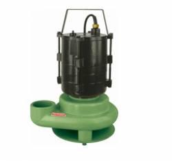 Bomba de Água Schneider Submersa p/ Esgoto ou Água com Sólidos BCS-220 1 CV Monofásico 220 V